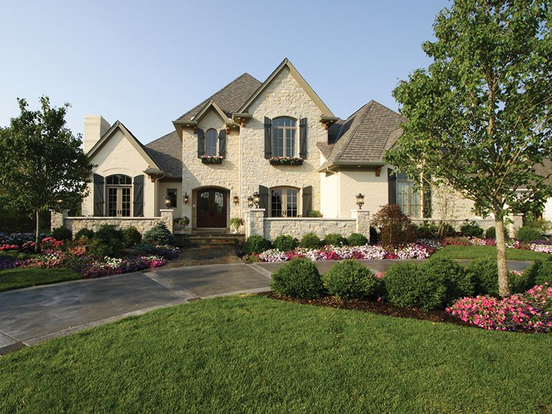 Cadazan Luxury Home 4 Bedroom House Plans House Exterior Country House Plans