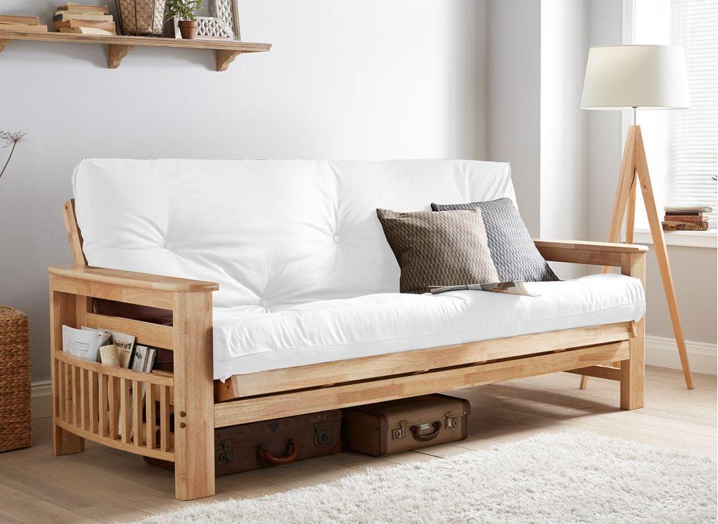 Houston Sofa Bed Natural