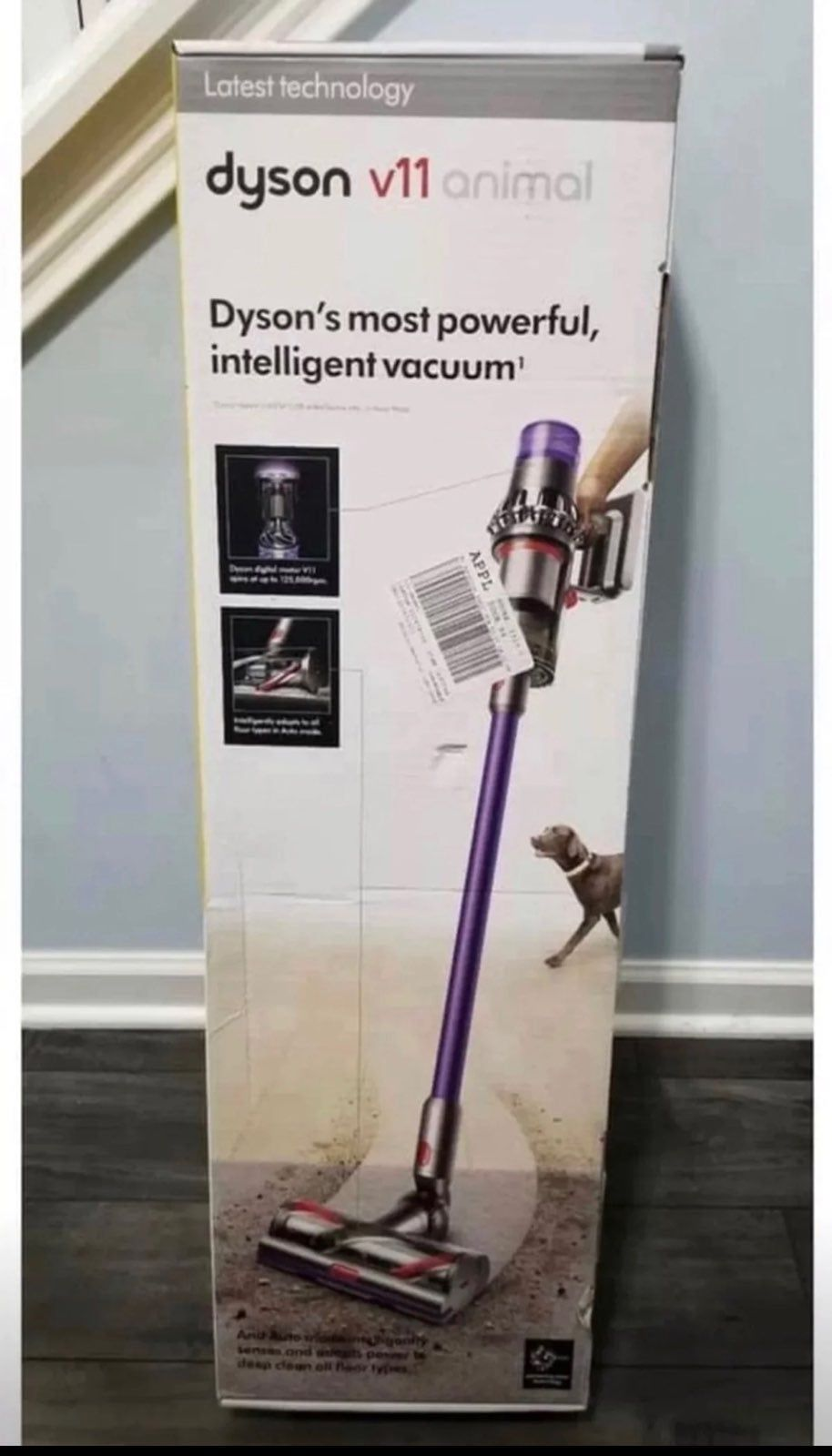 Dyson V11 Animal Cordless Vacuum Brand New In Box Sealed Dyson Vacuums Dyson Vacuums