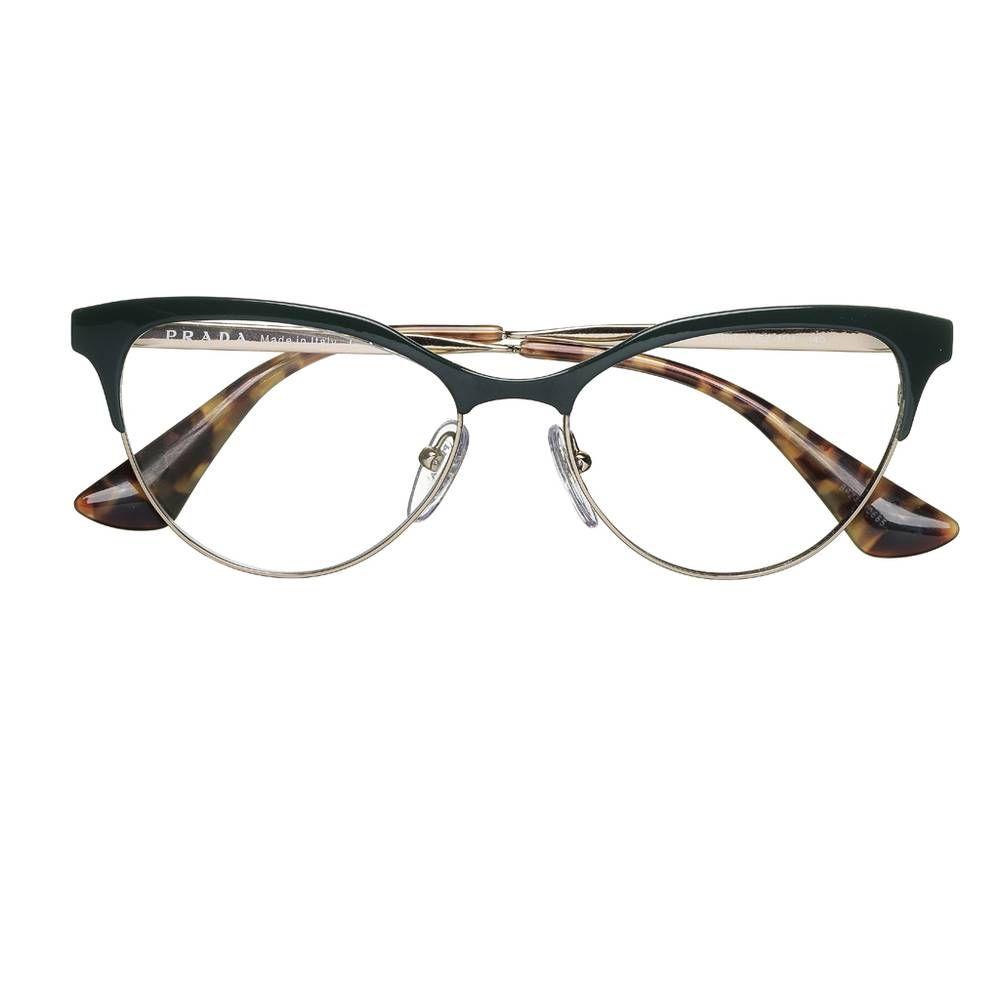 lunettes de vue prada eyewear 8 paires de lunettes pour femmes qui nous font de l 39 oeil. Black Bedroom Furniture Sets. Home Design Ideas
