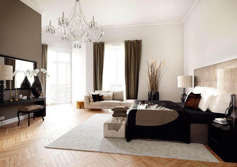 Schlafzimmer Berlin ~ Gemütliches schlafzimmer der maison ouest immobilie in berlin