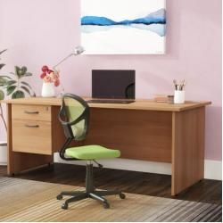 Photo of executive office desks