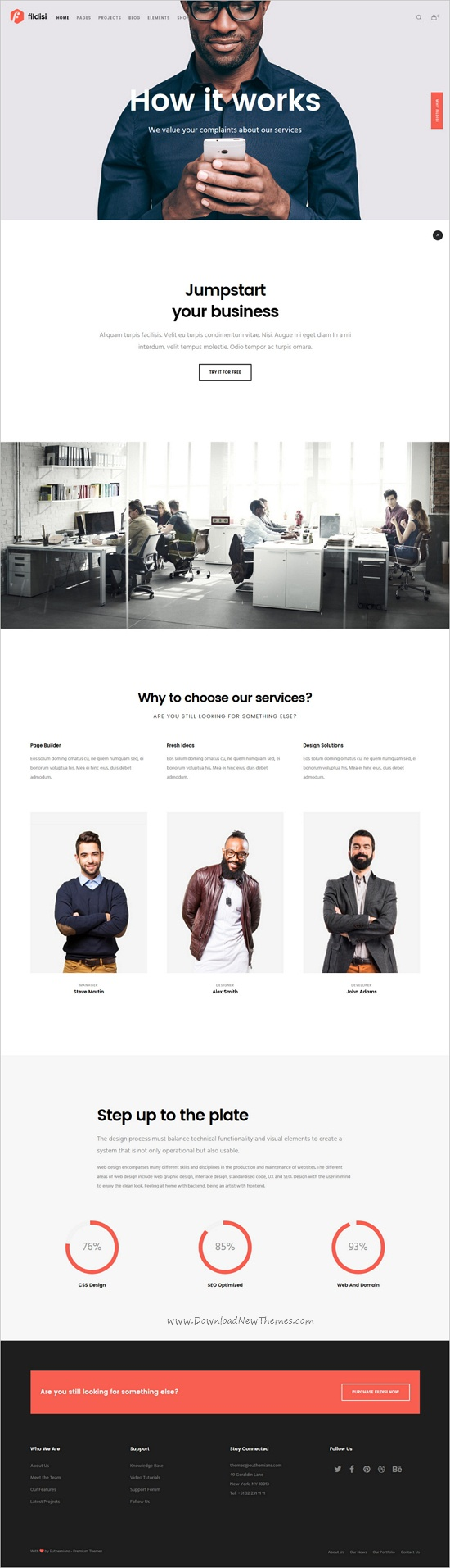 Fildisi is beautifully designn multipurpose responsive 12in1 #WordPress theme for #webdesign like: #corporate, freelancers, #agencies, photographers, designers, bloggers download now➩ https://themeforest.net/item/fildisi-responsive-multipurpose-wordpress-theme/19196010?ref=Datasata