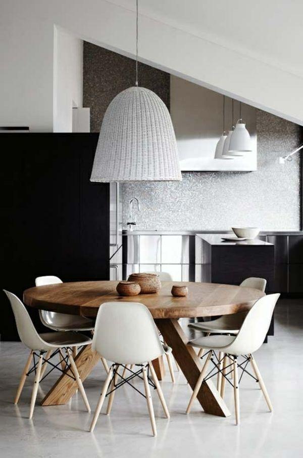 Wohnung-Einrichtungsideen-Holz-Möbel-Design-rustikal Sonstiges - einrichtungsideen
