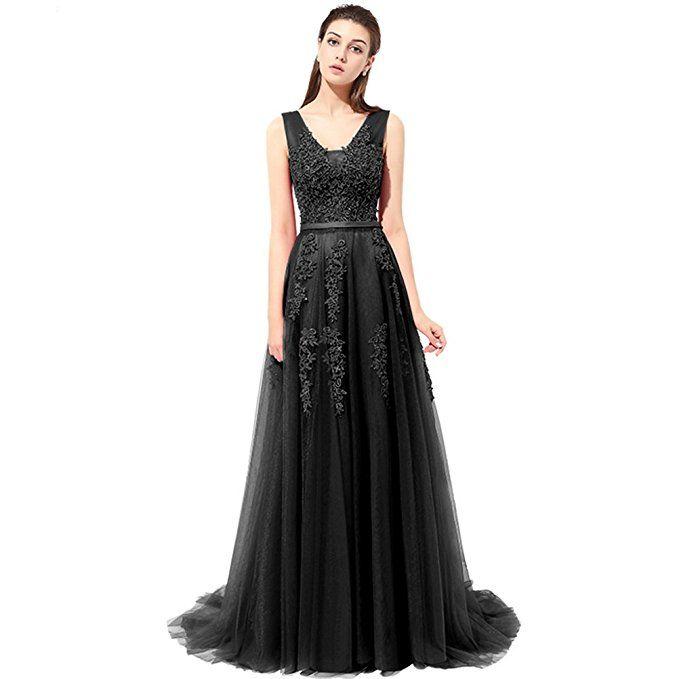Langes Abendkleid aus Chiffon. Dieses traumhafte Kleid für ...