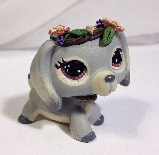 Littlest pet shop Dog * Darling Doxie * Custom Hand ...