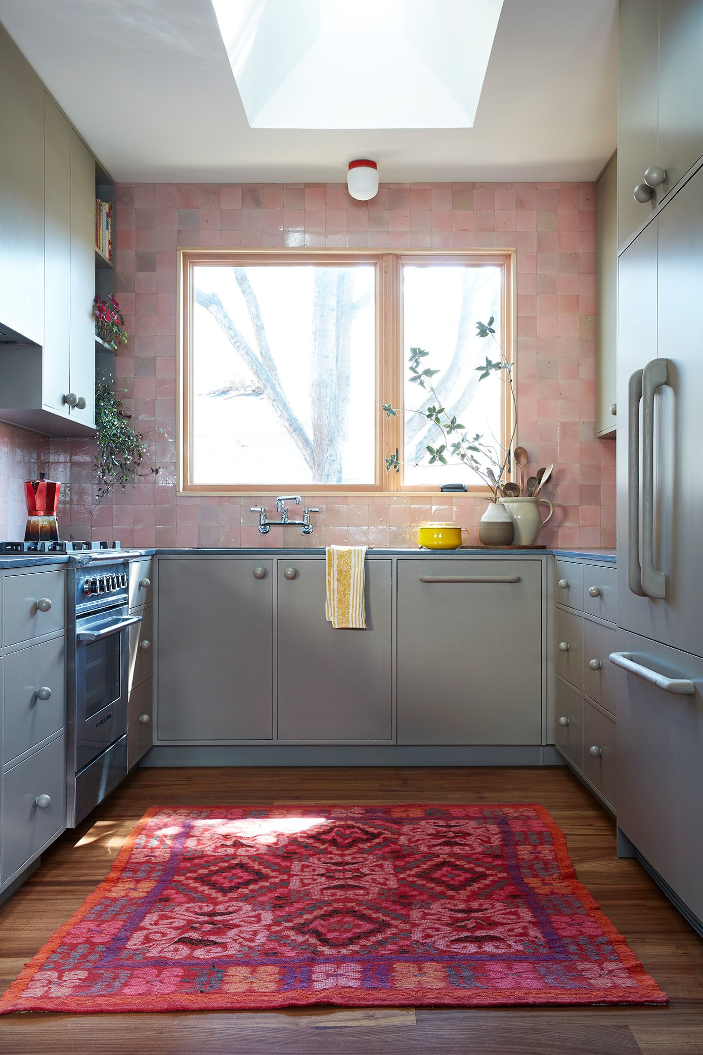 This San Francisco Couple S Home Renovation Came Together Thanks To Their Community Of Creatives Kitchen Cabinet Design Galley Kitchen Renovation Kitchen Design