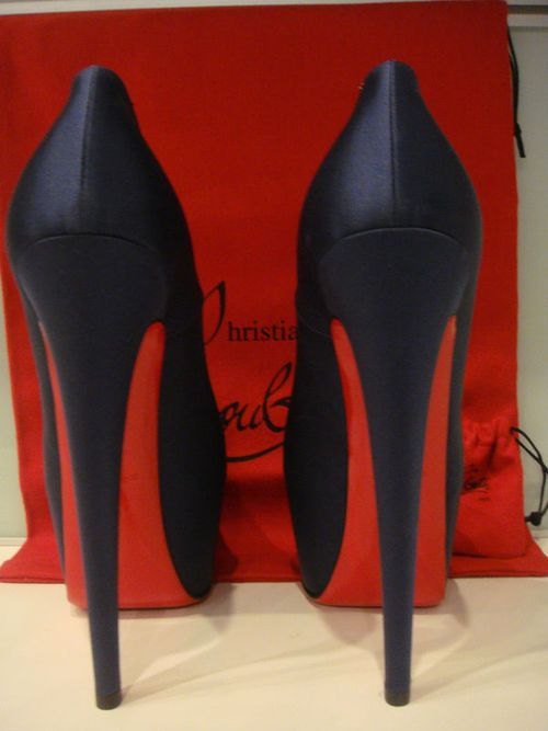 afd4925fb445 red soles. Would love to own a pair of louboutins one day...