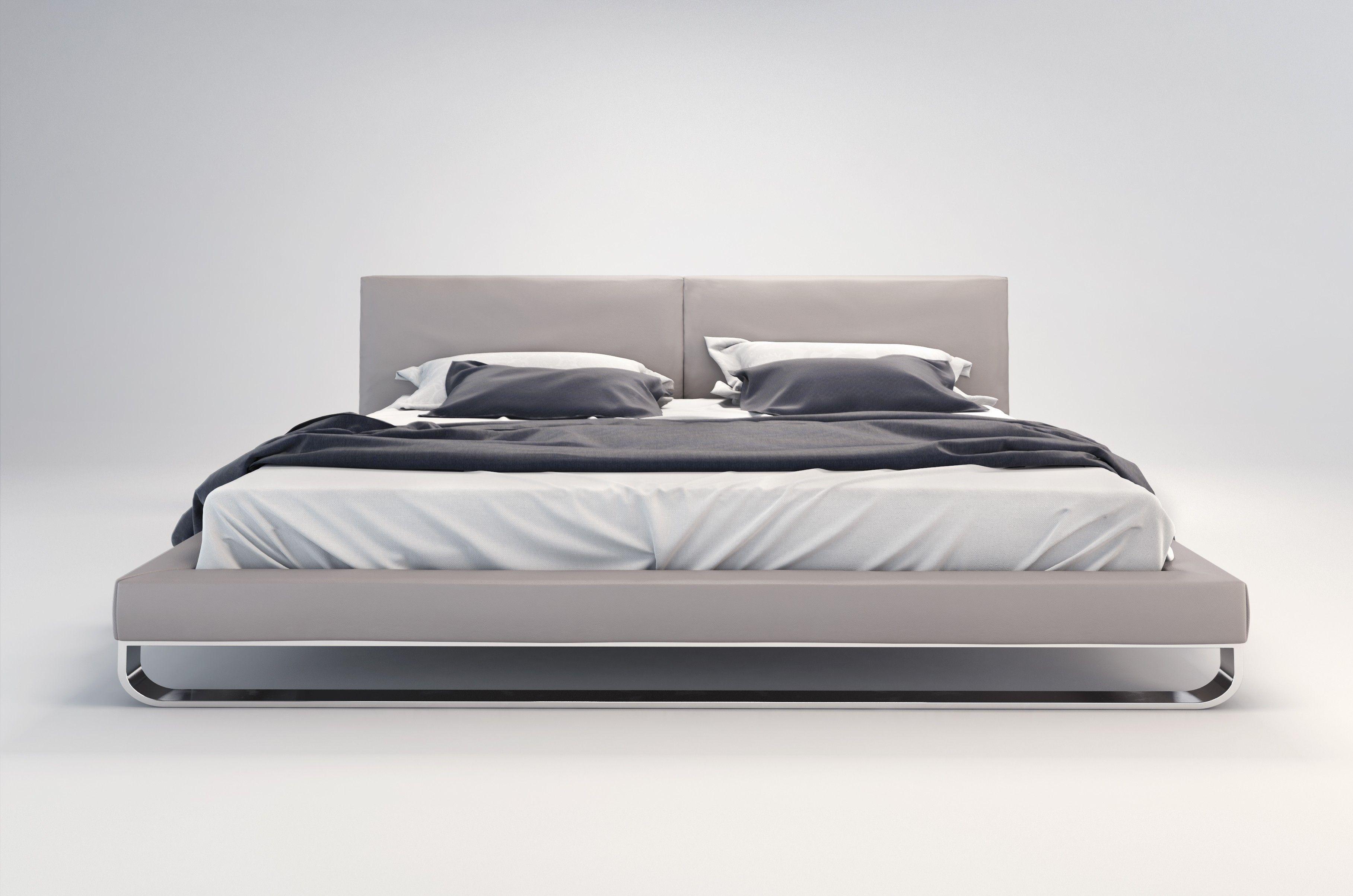 Low Profile Bed Frames King Modern Bed Contemporary Platform