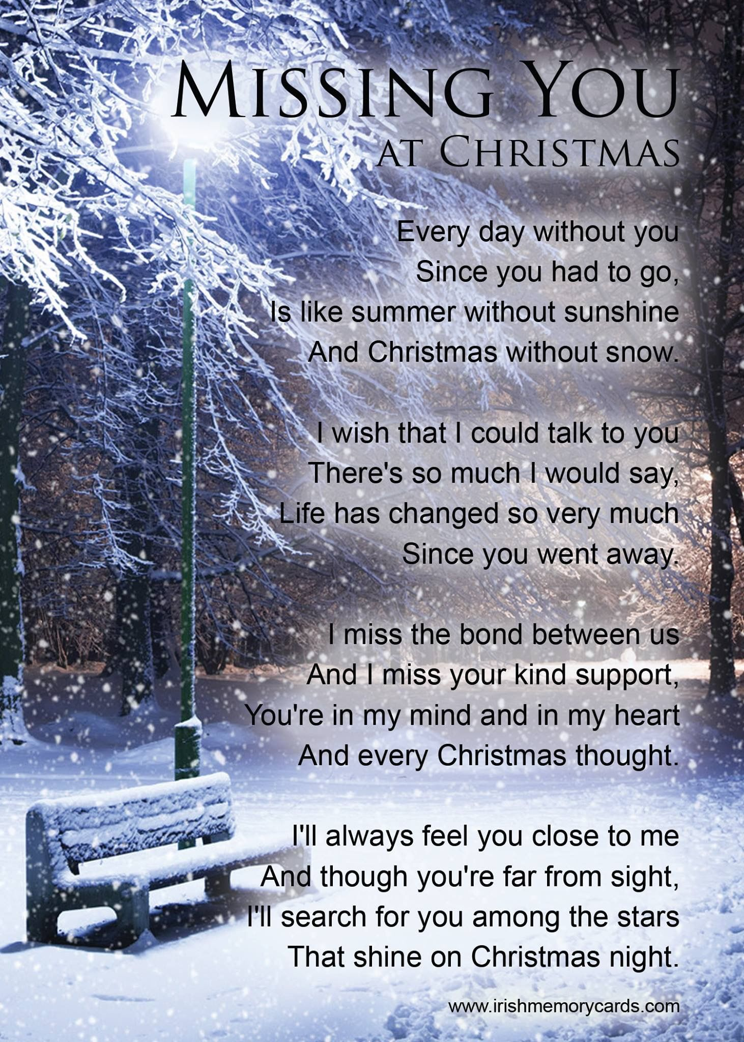 Missing My Husband At Christmas Quotes: Pin By Herman Fiorita On Herman