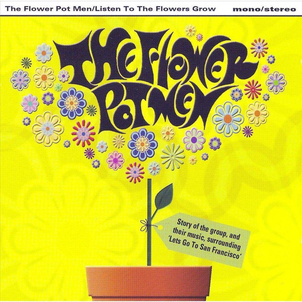 The Flower Pot Men - Listen to the Flowers Grow (CD)