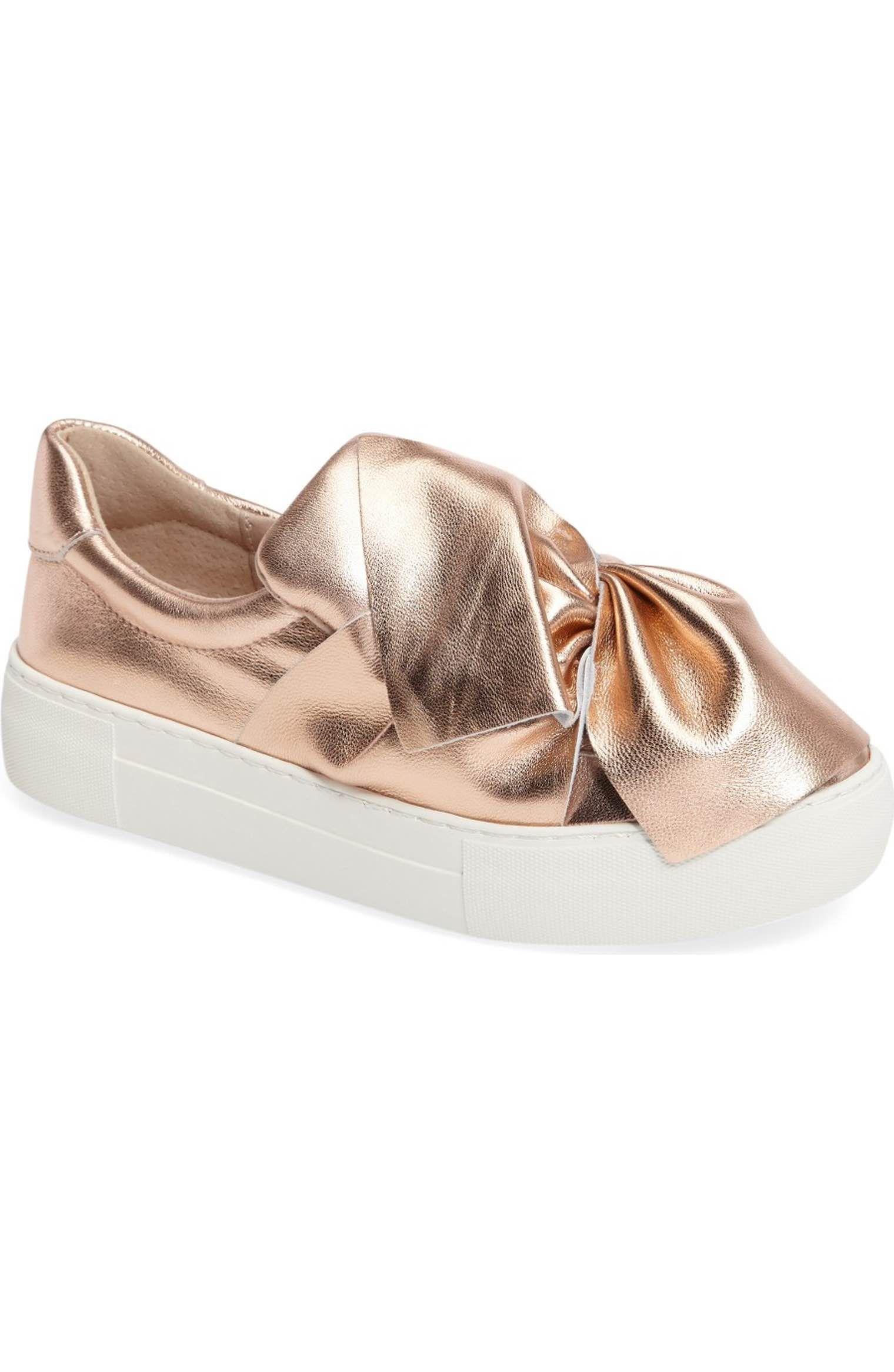 JSlides 'Annabelle' Platform Sneaker (Women | Platform slip