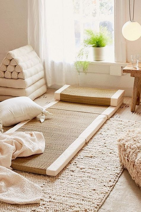 50 Meditation Room Ideas That Will Improve Your Life Meditation Rooms Meditation Corner Zen Room