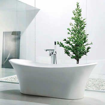 Freestanding Bathtubs Costco #homedecor