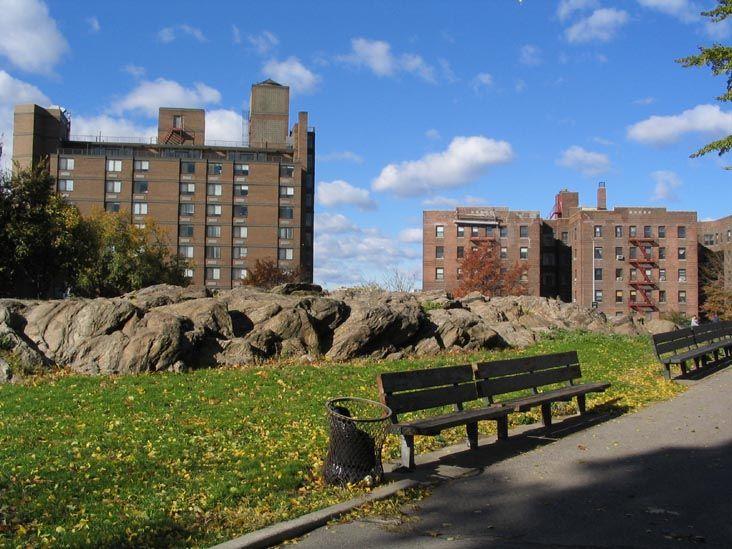J Hood Wright Park Washington Heights Upper Manhattan Washington Heights Places In New York Nyc History