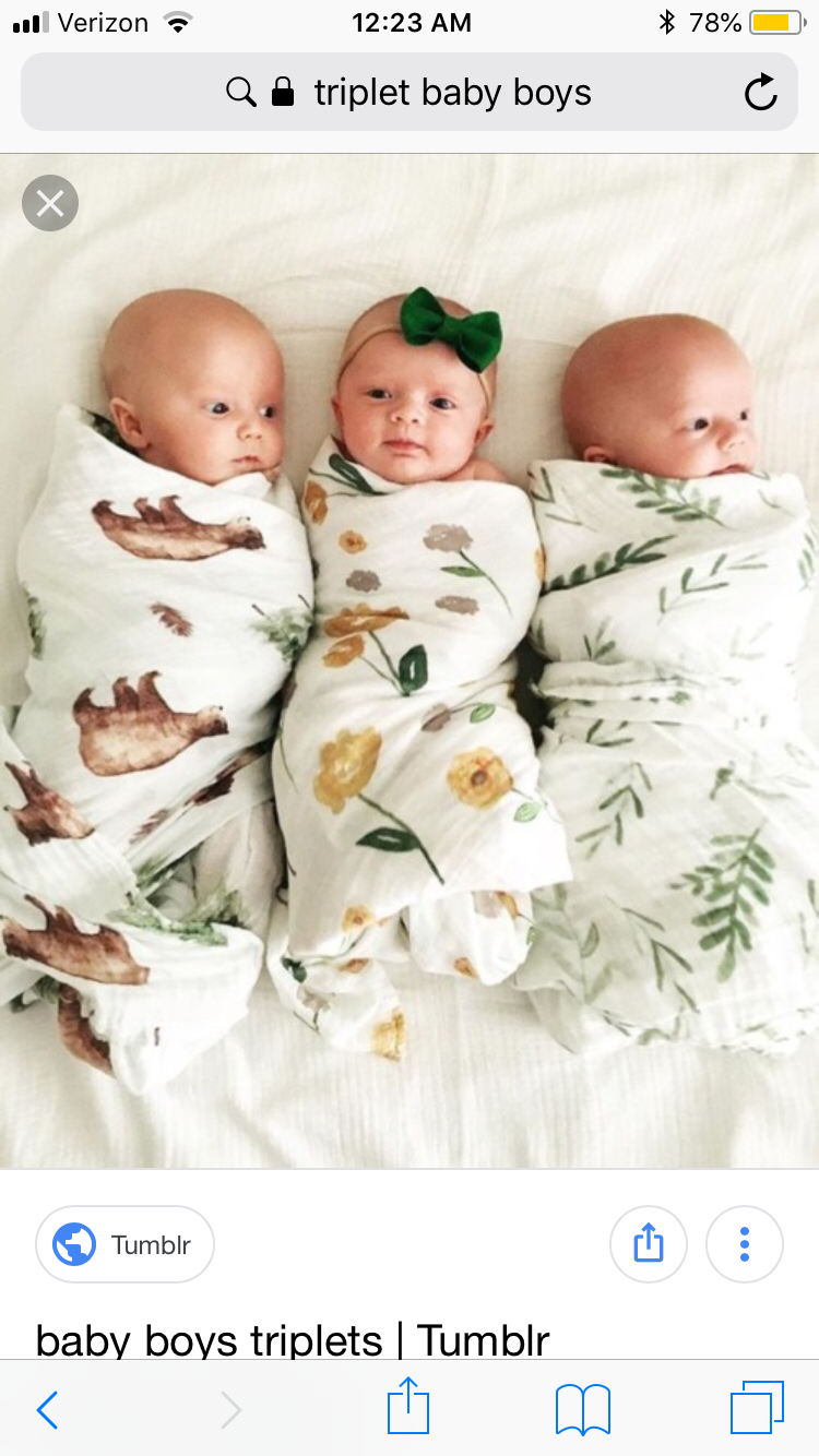 Cute little baby girl mom and baby baby kids newborn triplets triplets