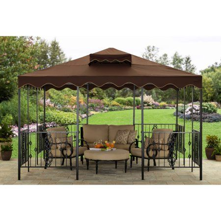 Better Homes And Gardens And This Castleman Garden Pavilion Gazebo