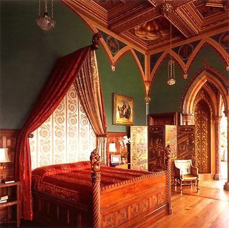 Rose Uniacke - Interiors - Mount Stuart, Isle of Bute