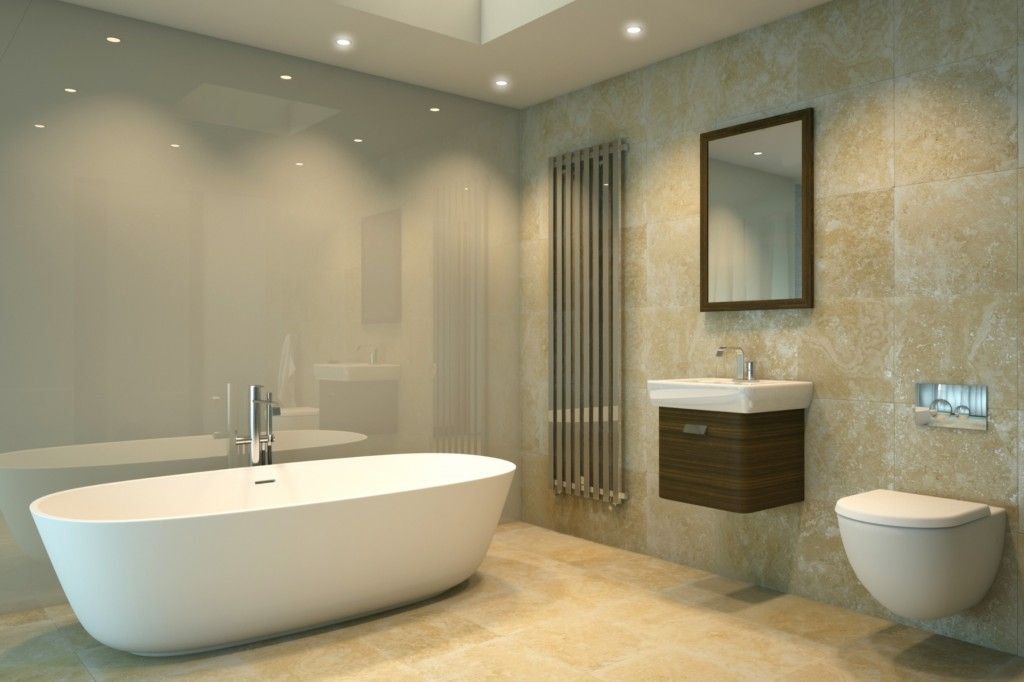 Pictured Is Lustroliteu0027s Acrylic Panel In Safari · Acrylic PanelsBathroom  ...