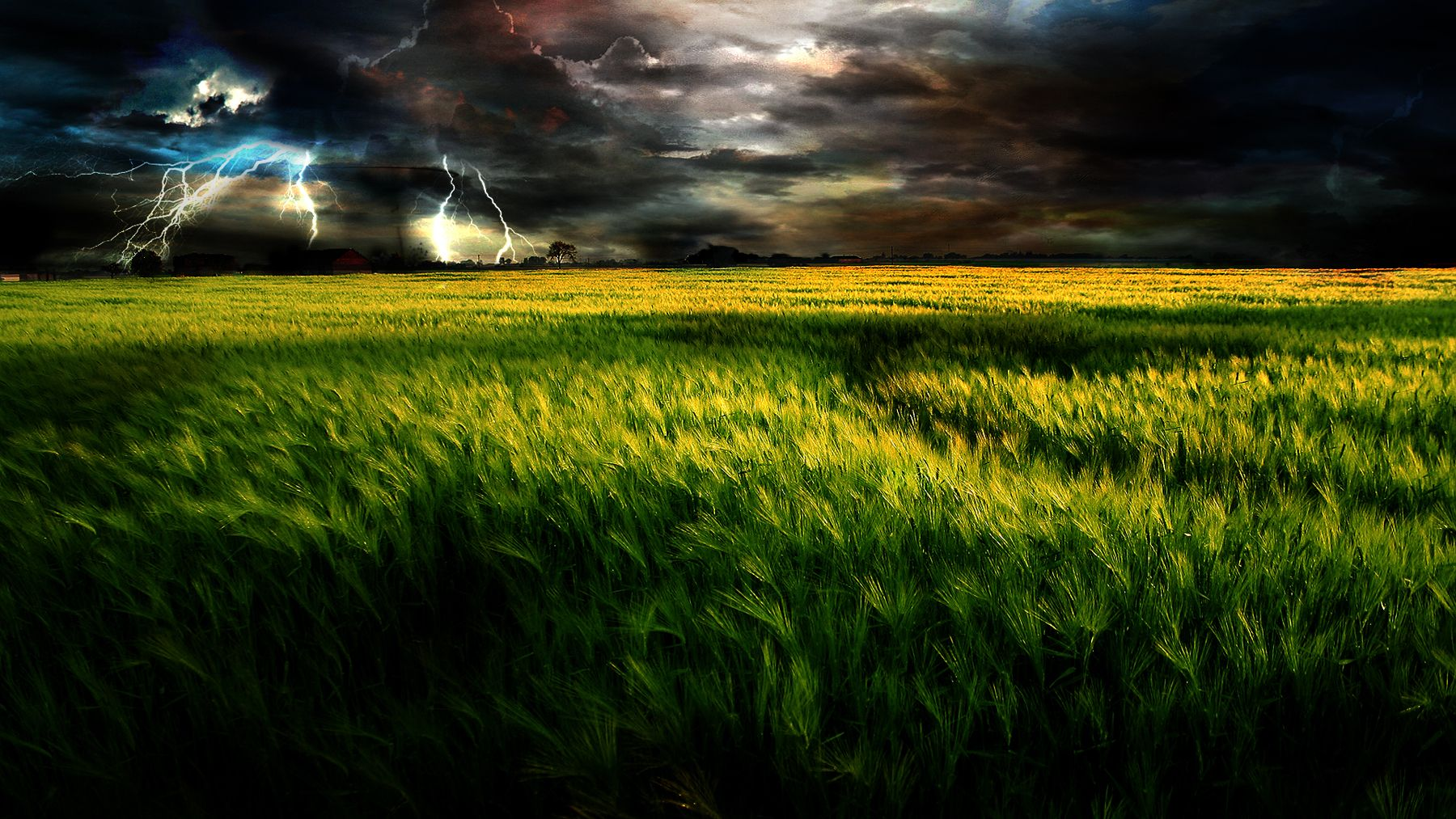 Amazing Nature Mother Earth Lightning Storms