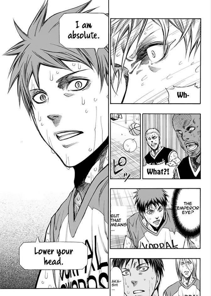 Kuroko No Basuke Extra Game 5 Page 40 That Oh Shit Moment