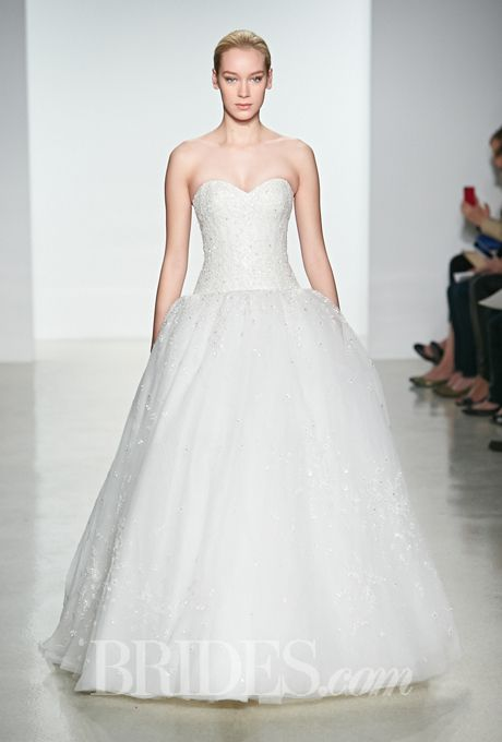 Kenneth Pool - Spring 2015 | Wedding dress, Tulle balls and Weddings