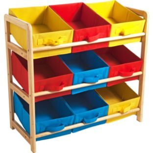 Buy 3 Tier Toy Basket Storage Unit At Argos Co Uk Your Online Shop For Storage Units 24 99 Toy Storage Baskets Childrens Toy Boxes Storage Baskets