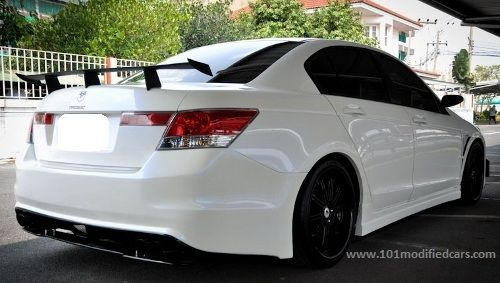 Stanced 8th Gen Accord Coupe Updated 1014 Vip T