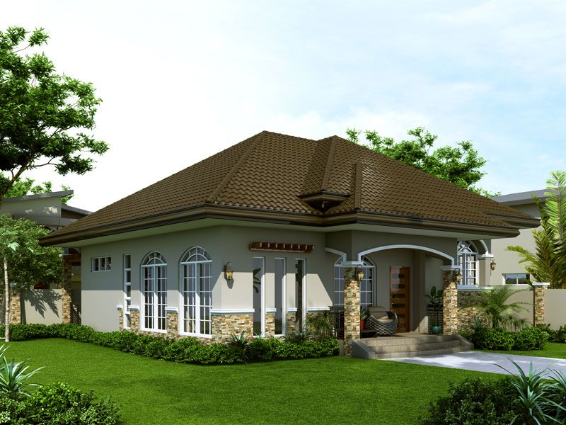 Small House Design Shd 2014007 Pinoy Eplans Philippines House Design Small House Design Small House Exteriors