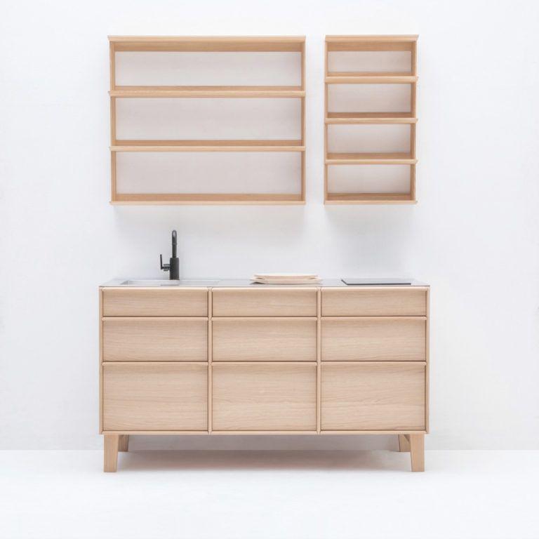 Combining Japanese Woodworking Global Design Pieces Of Japan Milan Design Week Interior Architecture Design Minimal Kitchen Design