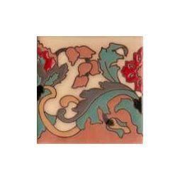 handpainted ceramic tile border collection. mediterranean style ... - Weie Fliesen Bordre