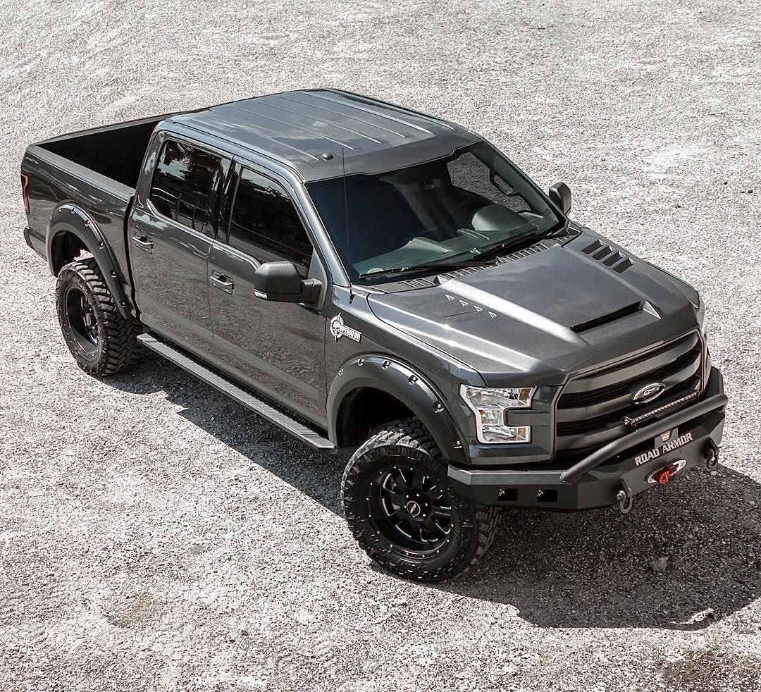 Ford Trucks: Starwood Motors Operator Edition Ford F-150