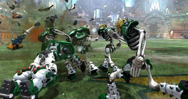 Mutant Football League Overview of All Teams All team