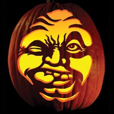 Pumpkin Carving Tattoo Pattern Villafane Funny Face Price : http ...