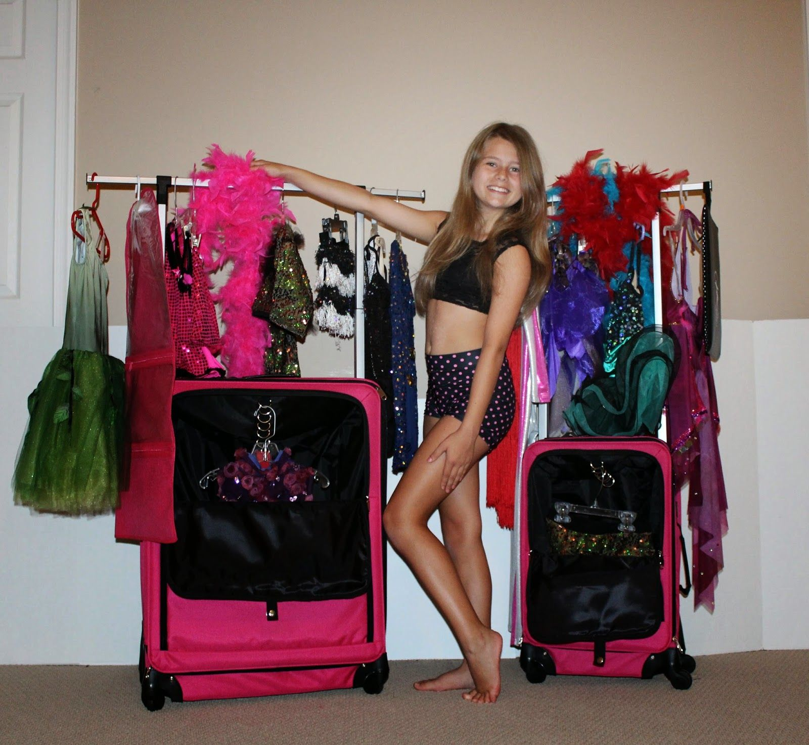 All things Dance: Let's talk about rolling dance bags | dance ...