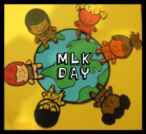 MLK Jr. Crafts Kids Love & Will Start the Conversation about Race