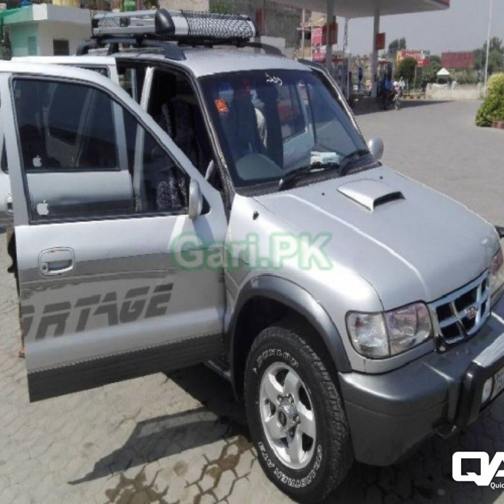 Kia Sportage 2.0 LX 4x4 2003 for Sale in Islamabad