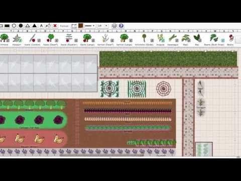 Vegetable Garden Planner Vegetable Garden Layout Planning A