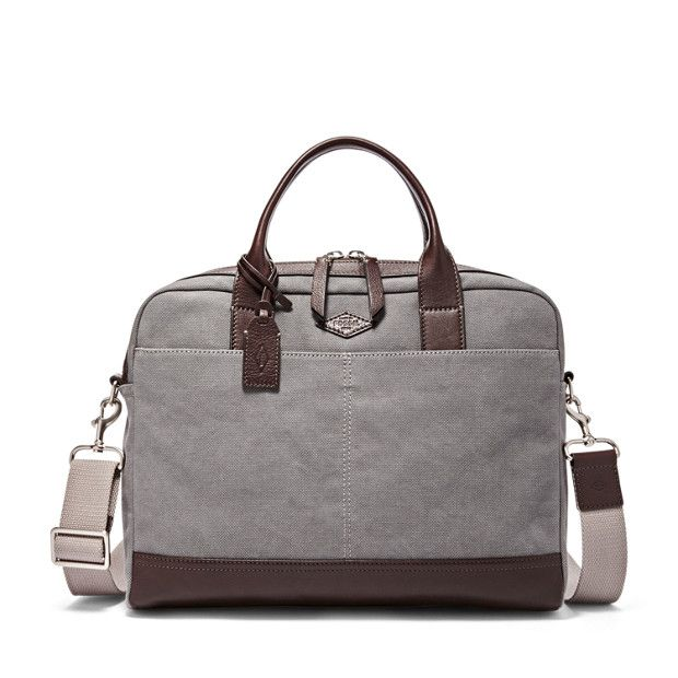 A Bag That Works As Hard As You Do And Makes It Look Easy The - Porte document fossil