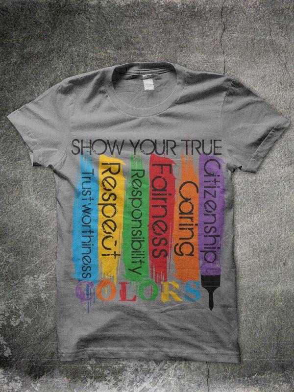 T-shirt design for Elementary School kids T-shirt design #45 by $
