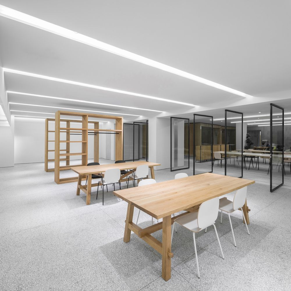 Gallery Of Ribo Fashion Group Zhimei Research And Development