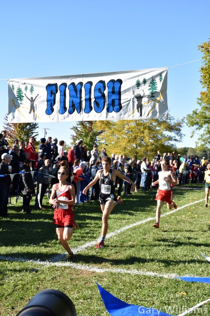 Wayne County X-C Championship 2016, Willow Metro Park - This is the home of plymouthathletics.com