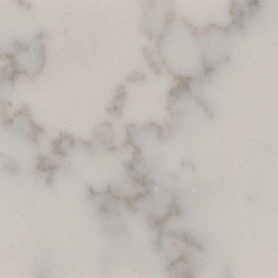 Carrara Grigio Quartz. Bring the look of marble, with the ...