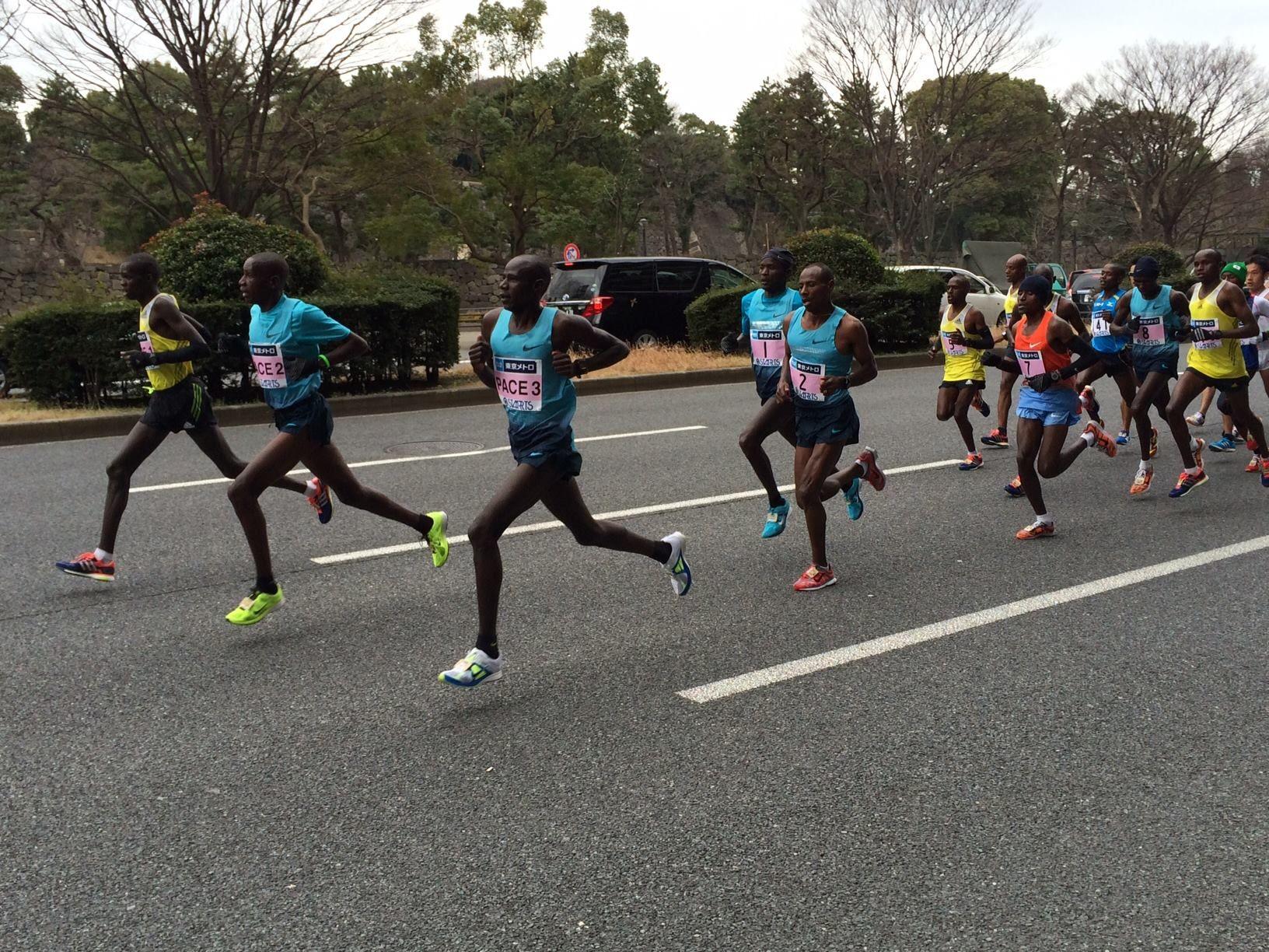 2014 Tokyo Marathon