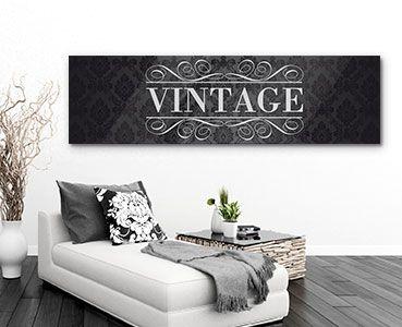 vintage retro wandbilder glasbilder vintage style pinterest wandbilder w nde und barock. Black Bedroom Furniture Sets. Home Design Ideas