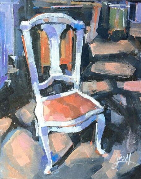 Chaise 5 By Jodie Hutchens | #dkGallery | Marietta, GA