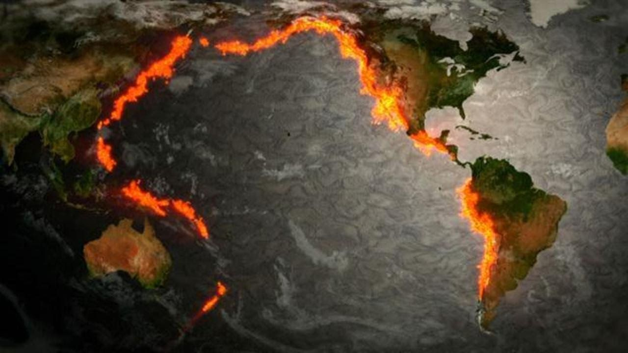 Ring Of Fire UNLEASHED! Massive Earthquakes Occurring Worldwide At Unpre...