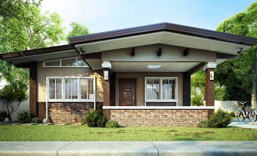 Fachadas de casas peque as patios pinterest fachadas for Patios para casas pequenas