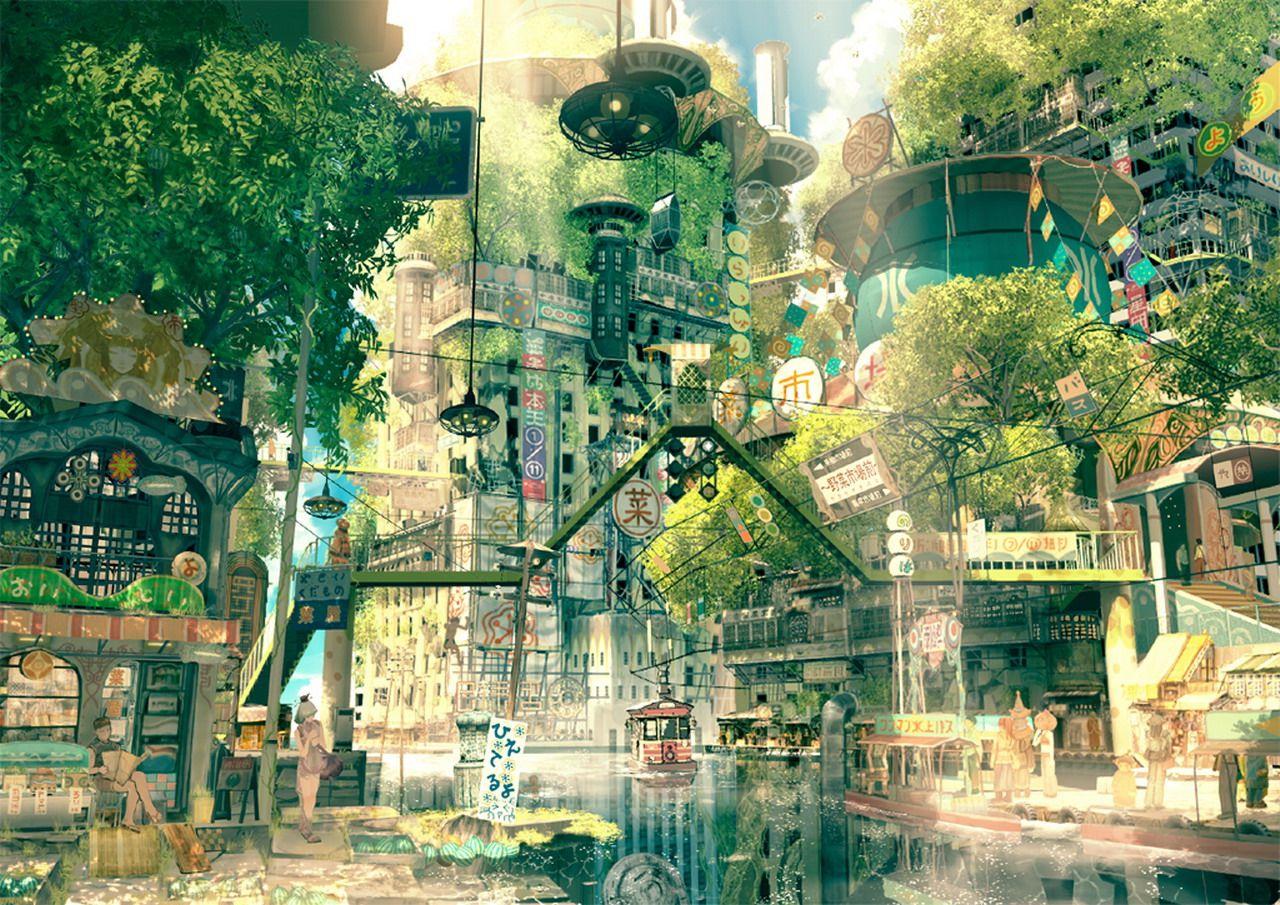 "maya on Twitter: ""Les scenery de Miyazaki >>> https://t.co/E3H3Y9rePW"""
