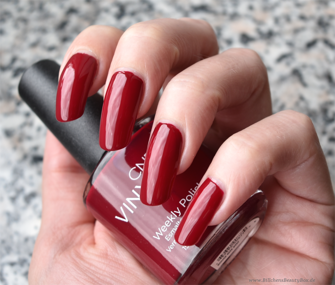 Nagellack] CND VINYLUX Weekly Polish | Cnd vinylux and Double team